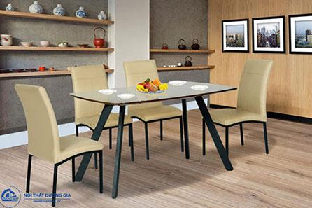 Bộ bàn ghế ăn cao cấp B50 + G50