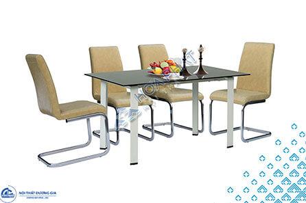 Bàn ghế ăn hiện đại B57 + G55