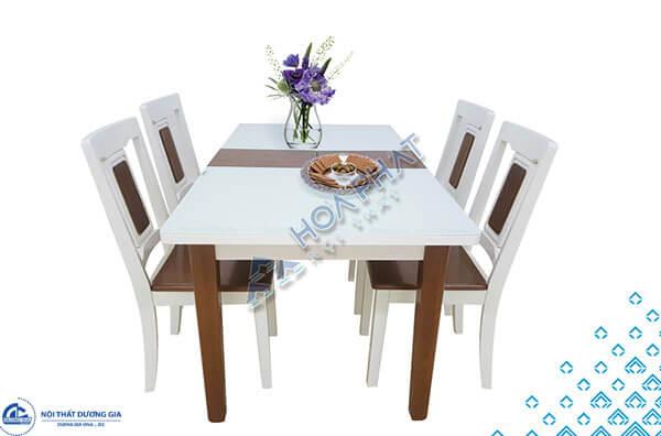 Bộ bàn ghế ăn HGB71A K10, HGB71B K10 + HGG71