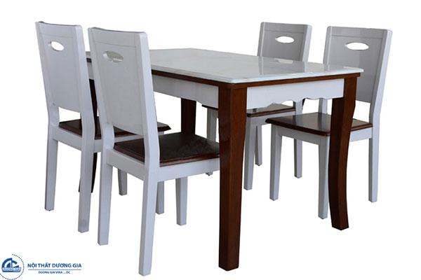 Bộ bàn ghế ăn HGB75A, HGB75B + HGG75