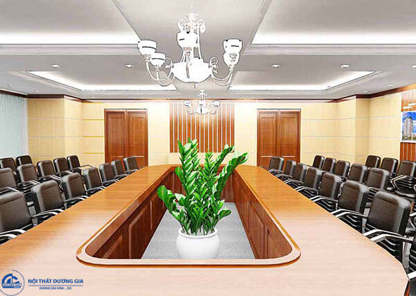 Công ty phân phối bàn phòng họp uy tín, chuyên nghiệp