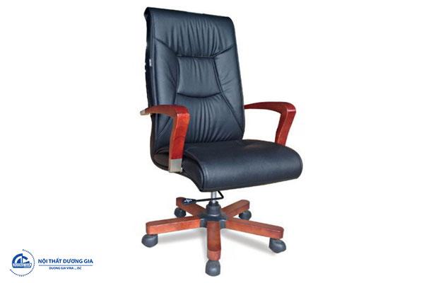 Mẫu ghế làm việc Giám đốc TQ30 đẳng cấp, tiện nghi