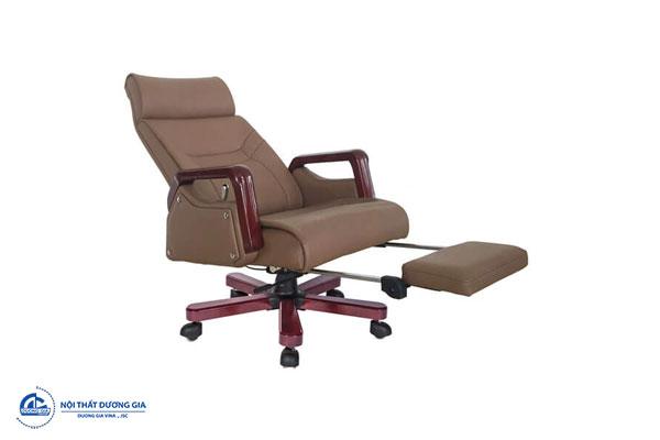 Mẫu ghế làm việc phòng Giám đốc đẹp, đẳng cấp TQ34