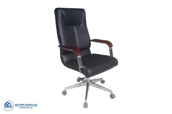 Ghế lãnh đạo SG915 thiết kế đẹp, trang trọng