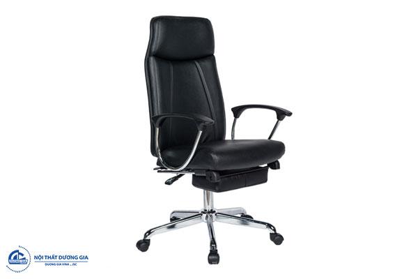 Ghế lãnh đạo cao cấp SG921 có cơ cấu chân rút tiện nghi