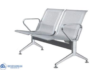 Ghế phòng chờ inox cao cấp GPC04I-2