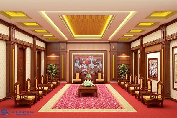 Lựa chọn nội thất phòng khánh tiết phù hợp