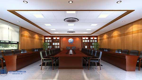 Phòng họp công ty Cổ phần Thép Việt Đức