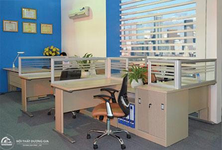Vách ngăn văn phòng hiện đại VN04