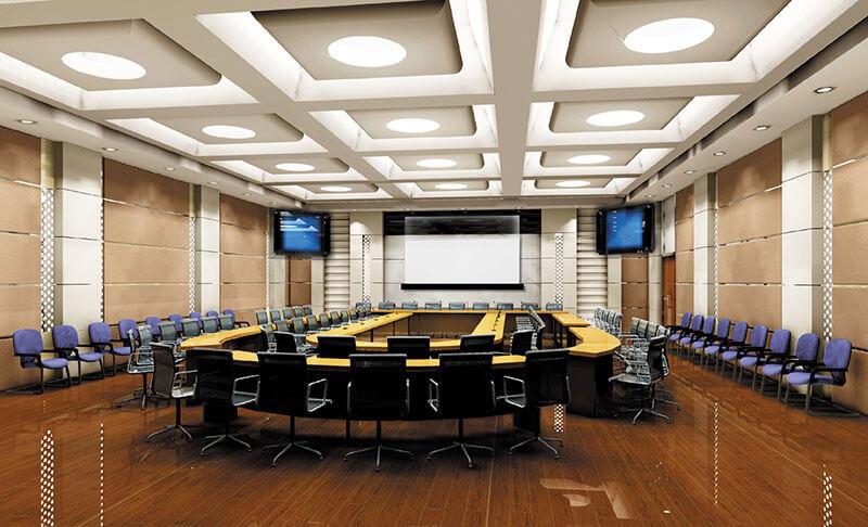 Báo giá thiết kế phòng họp