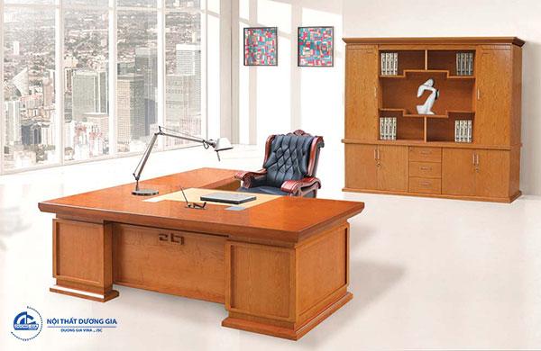 Cách lựa chọn và bố trí hướng bàn làm việc tuổi Quý Dậu 1993 - bàn DT2411VM6