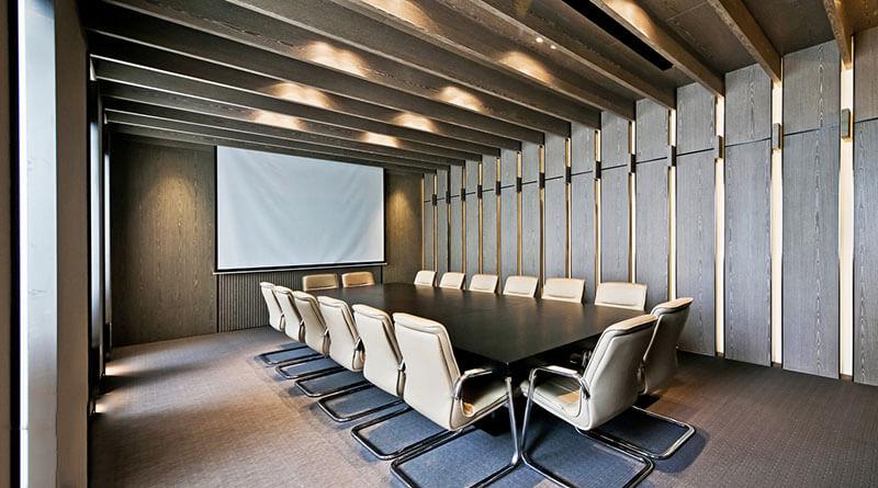 Kiểu dáng nội thất phòng họp