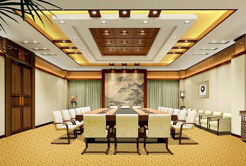 Lựa chọn mẫu nội thất phòng họp