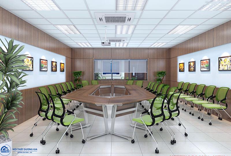 Lưu ý khi chọn ghế ngồi phòng họp