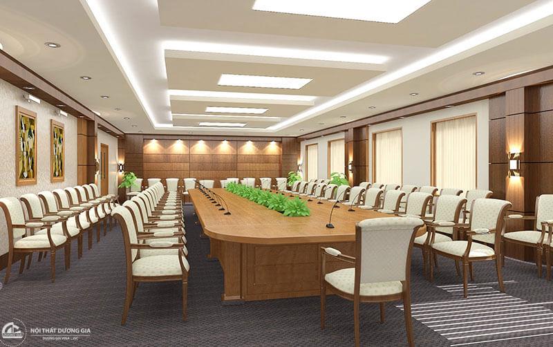 Mẫu ghế phòng họp đẹp, cao cấp