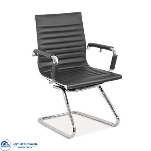 Mẫu ghế phòng họp chân quỳ đẹp, giá rẻ (GQ09D)