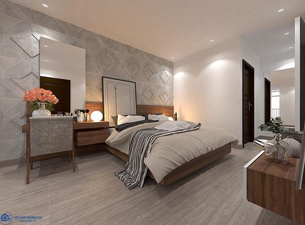 Thiết kế phòng ngủ chung cưCC-DG05