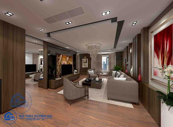 Mẫu thiết kế phòng VIP khách sạn Central Quảng Ninh