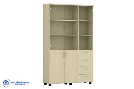Tủ gỗ 3 buồngAT1960-3G4D