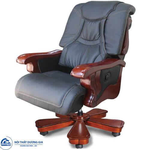 Mẫu ghế giám đốc Hòa Phát - TQ20 Kiểu dáng đẹp lại sang trọng