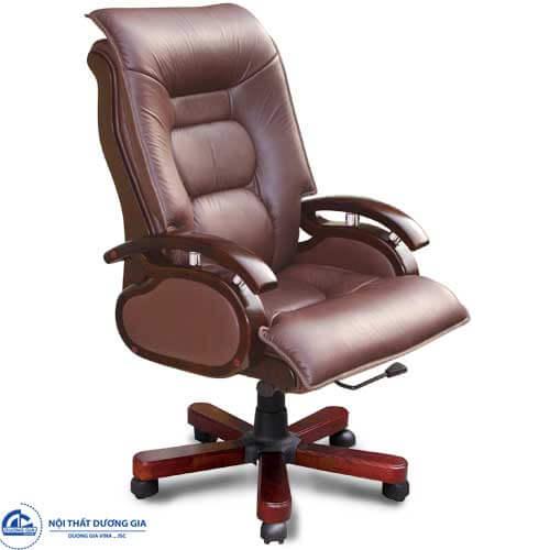 Mẫu ghế giám đốc đẹp, giả rẻ Hòa Phát - TQ15