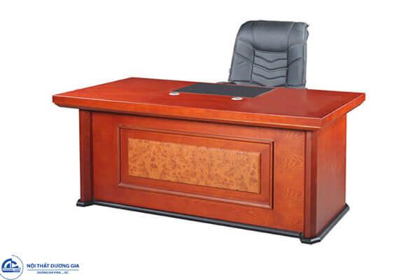 Bàn giám đốc giá rẻ bằng gỗ công nghiệp - DT1890V1