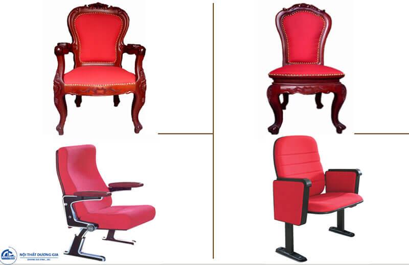 Cách chọn ghế phòng hội trường