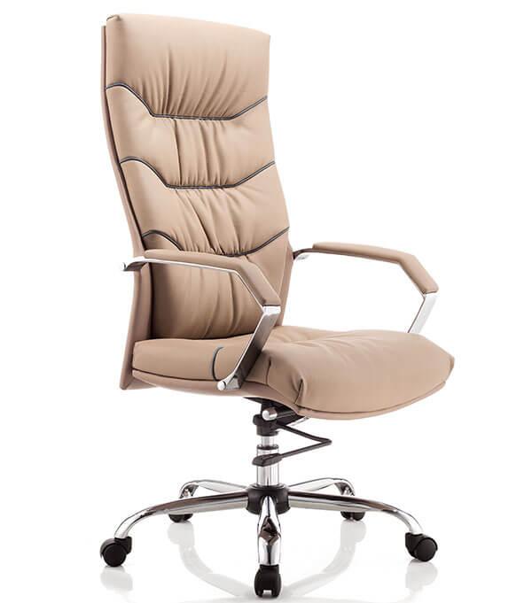 Mẫu ghế văn phòng bằng da đẹp