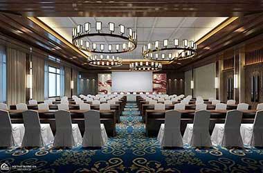 Công ty thiết kế thi công nội thất phòng hội thảo uy tín tại Hà Nội