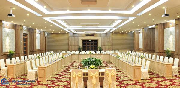 Tiêu chuẩn thiết kế phòng hội nghị về công năng