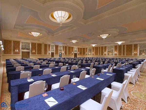 Tiêu chuẩn thiết kế phòng họp hội nghị về sự sang trọng, trang nghiêm