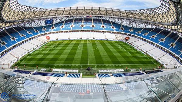 Đơn vị thiết kế sân vận động đẹp, chuyên nghiệp