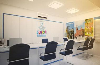 Thiết kế văn phòng tư vấn du học chuyên nghiệp, tạo niềm tin với khách
