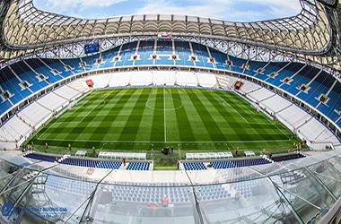 3 tiêu chuẩn thiết kế sân vận động mà bạn không thể bỏ qua