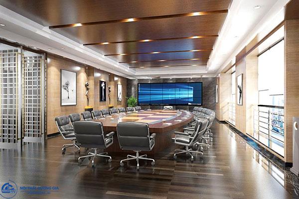 Phòng họp tiếng anh là gì?