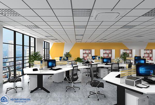 Tiêu chuẩn văn phòng m2/người mới nhất hiện nay