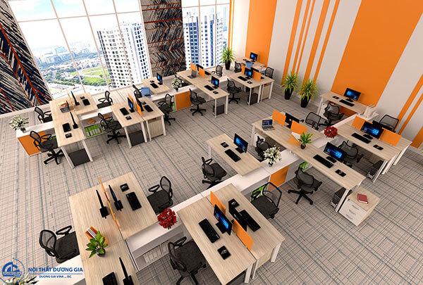 Tại sao cần chú ý tới tiêu chuẩn thiết kế văn phòng m2/người?