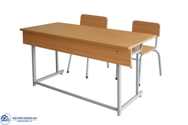 Kích thước bàn học sinh tiểu học theo tiêu chuẩn