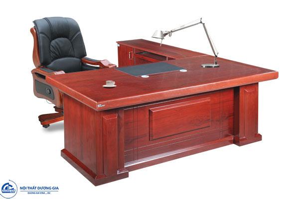 Mua bàn Giám đốc có kích thước tiêu chuẩn ở đâu?