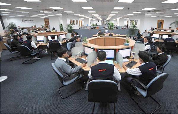 Văn phòng BKAV xứng đáng nằm trong top 10 văn phòng đẹp nhất Việt Nam
