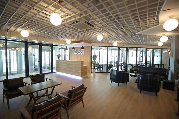 Mô hình văn phòng chia sẻ Hà Nội đem lại sự chuyên nghiệp