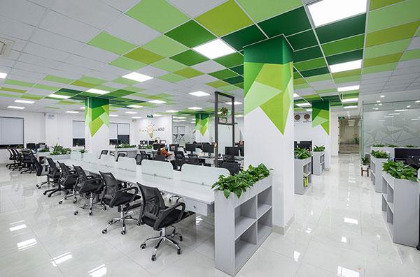 Văn phòng làm việc FPTSoftware Hà Nội