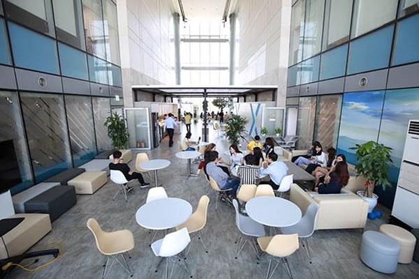 Tek Experts lọt top 10 văn phòng đẹp nhất Việt Nam