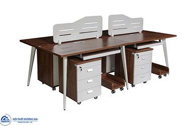 Tiêu chuẩn kích thước bàn làm việc nhân viên mà bạn cần nắm rõ