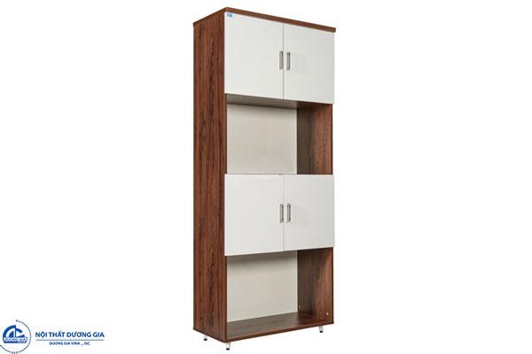 Tủ tài liệu cao LUX1960-2B2