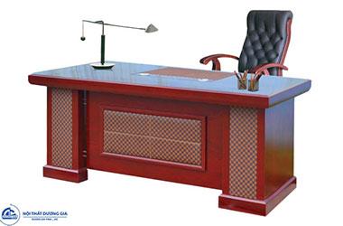 Đây là lý do giúp bàn văn phòng gỗ công nghiệp luôn được ưa chuộng
