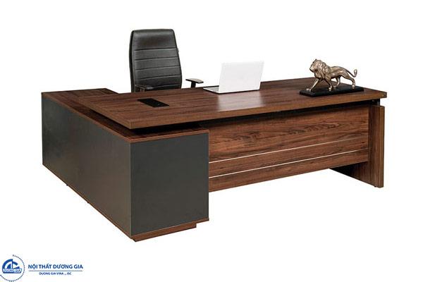 Những ưu điểm của bàn Giám đốc chữ L