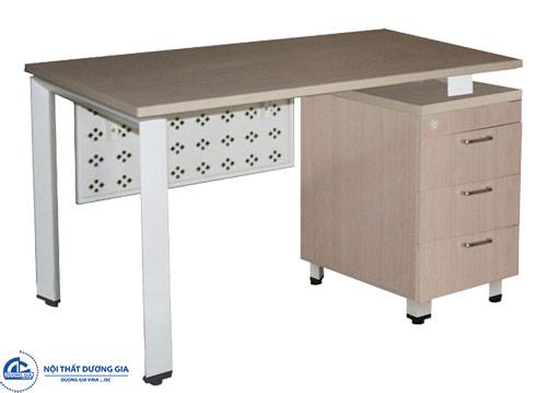 TOP 7 mẫu bàn làm việc có ngăn kéo đẹp, được ưa chuộng nhất hiện nay
