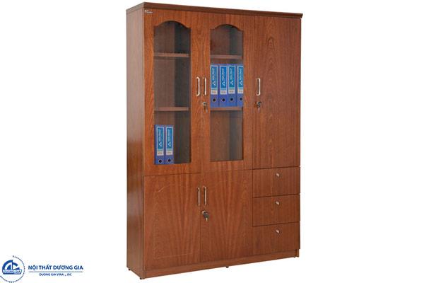 Công ty cung cấp tủ hồ sơ gỗ công nghiệp uy tín - Nội thất Dương Gia