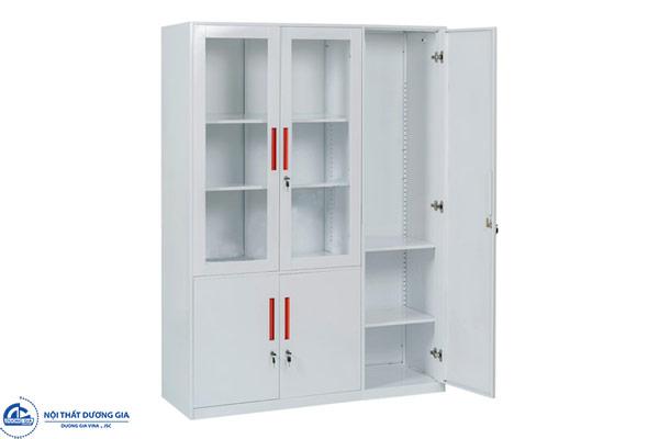Cách chọn lựa tủ sắt sơn tĩnh điện chất lượng, phù hợp với doanh nghiệp